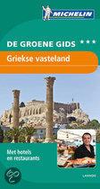 De Groene Reisgids Groene gids Griekse vasteland