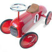 Klassieke metalen loopauto - Racing Car