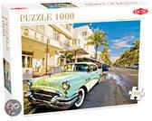 Miami Beach - Legpuzzel - 1000 Stukjes