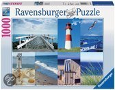 Ravensburger Maritieme impressies - Puzzel - 1000 stukjes