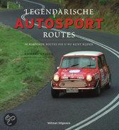 Legendarische autosportroutes