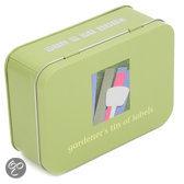 Gardener's Tin of Labels - Knutselpakket
