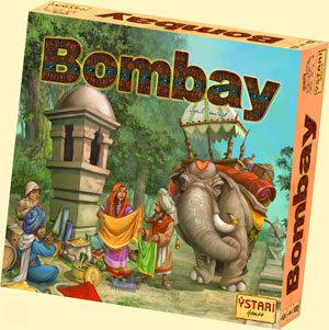 Bombay - Bordspel