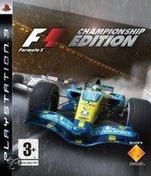 F1 Championship Edition (UK version)