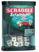Scrabble Strijd - Bordspel