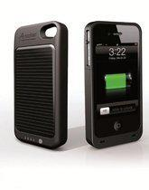A-Solar Power Pack voor iPhone 4/4S (AM403) - 1600 mAh
