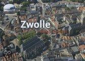 Zwolle vanuit de lucht
