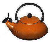 Le Creuset Fluitketel Zen 1,5 l - Oranje