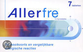 Allerfre - 7 Tabletten - Anti Allergie
