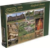 Falcon Hatfield House - Puzzel - 500 stukjes