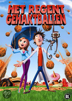 Het Regent Gehaktballen (Cloudy With A Chance Of Meatballs)