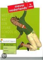 Nieuw Nederlands 4e vmbo t/havo 2 leerboek