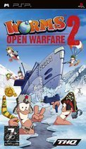 Worms, Open Warfare 2 Psp