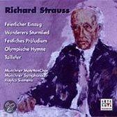 Strauss: Choral Works / Siemens, Munich Symphony et al