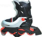 Alert Zwarte Inline Skate maat 31-35
