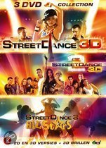 Dvd Streetdance Collection - 3 Disc Nl