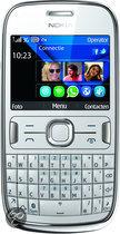 Nokia Asha 302 - Wit