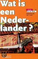 Wat Is Een Nederlander?