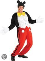 Mickey Mouse kostuum volwassenen 48-50 (m)