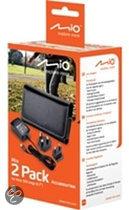 Mio Tas + lader geschikt voor de Mio 200 serie