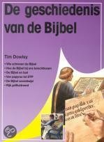 De Geschiedenis Van De Bijbel
