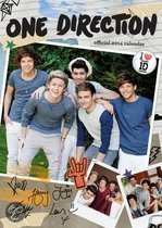 Official One Direction 2014 Calendar