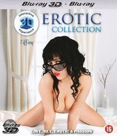Erotic Collection - Tiffany (3D+2D Blu-ray)