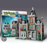 Victorian Cottage - 3D puzzel - 400 Stukjes