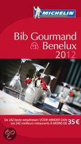 Benelux Rode Michelingids BIB Gourmand 2012