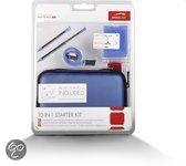 Speedlink 10-in-1 Starter Pakket Blauw 3DS