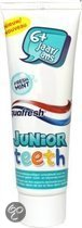Aquafresh Junior Teeth - 75 ml - Tandpasta