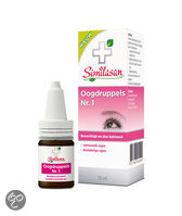 Similasan Oogdruppels Nr1 10ml