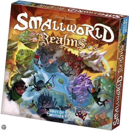 Small World - ext. 5 - Realms - Bordspel