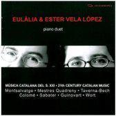Vela Lopez Eulalia & Ester - Musica Catalana Del Siecle 21