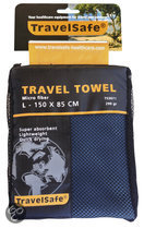 Travelsafe Traveltowel Microfibre - 85x150cm - Large