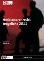 Ambtenarenrecht toegelicht / 2011