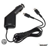 Logic 3, Twin Charger Car Adapter (black) Nds Lite