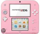 Nintendo 2DS Roze + Wit