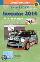 Inventor 2014 Basisboek deel 1