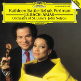 The Bach Album / Battle, Perlman, Orchestra of St. Luke's