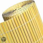 Intergard Tuinscherm kunststof - bamboe 2x5m