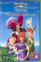Peter Pan - Terug Naar Nooitgedachtland (dvd)