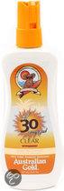 Australian Gold Regular Spray Gel SPF 30 - 237 ml - Zonnebrandgel