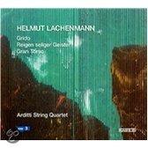 Lachenmann: String Quartets