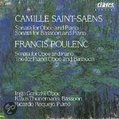 Saint-Saens, Poulenc: Oboe and Bassoon Sonatas / Goritzki