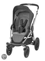 Maxi Cosi Mura Plus 4 - Kinderwagen - Concrete Grey - 2015