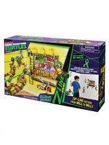 Teenage Mutant Hero Turtles Z-Line Bilboard Breakout- Speelset