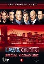 Law & Order: Special Victims Unit - Seizoen 1