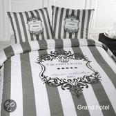 Papillon Grand Hotel dekbedovertrek - Grijs - 2-persoons (200x200/220 cm + 2 slopen)