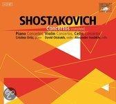 Complete Piano, Violin And Cello Concertos
